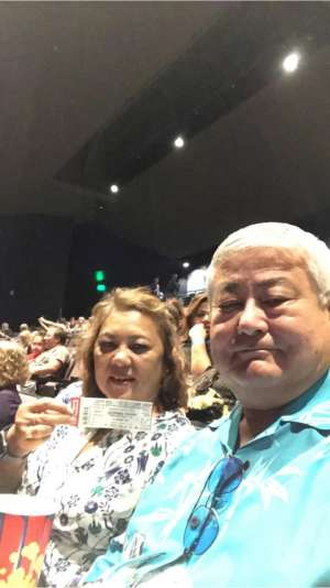 Charles attended Engelbert Humperdinck on Oct 23rd 2019 via VetTix