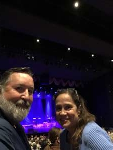 Thomas attended Engelbert Humperdinck on Oct 23rd 2019 via VetTix
