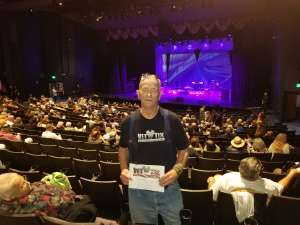 Roger  attended Engelbert Humperdinck on Oct 23rd 2019 via VetTix