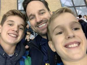 eric attended University of Michigan Wolverines vs. Appalachian State - NCAA Basketball on Nov 5th 2019 via VetTix