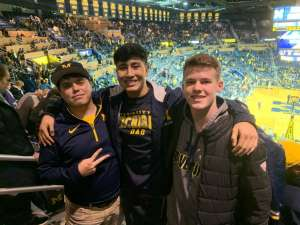 Donald attended University of Michigan Wolverines vs. Appalachian State - NCAA Basketball on Nov 5th 2019 via VetTix