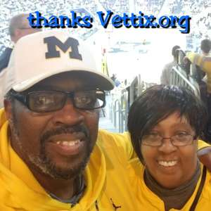 Paul attended University of Michigan Wolverines vs. Appalachian State - NCAA Basketball on Nov 5th 2019 via VetTix
