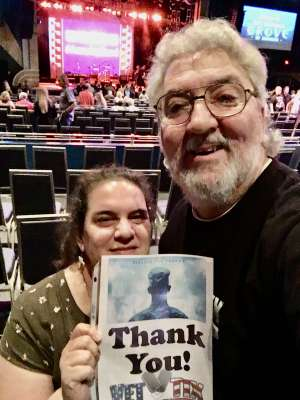 Jeff attended America - 50th Anniversary Tour on Oct 25th 2019 via VetTix