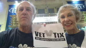 Dale attended America - 50th Anniversary Tour on Oct 25th 2019 via VetTix