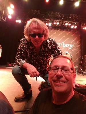 Dayn attended Loverboy - Live in Concert on Oct 24th 2019 via VetTix