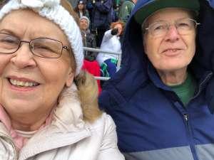 Glen attended Notre Dame Fighting Irish vs. Virginia Tech - NCAA Football on Nov 2nd 2019 via VetTix