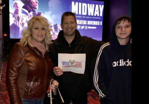 Click To Read More Feedback from Midway - Advanced Screening