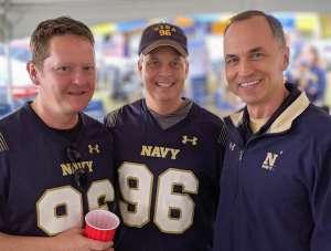 Brian attended Navy Midshipmen vs. Tulane - NCAA Football on Oct 26th 2019 via VetTix