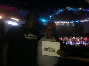 Christopher attended Premiere Boxing Champions: Castano vs. Omotoso - Boxing on Nov 2nd 2019 via VetTix