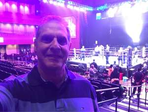 Lary attended Premiere Boxing Champions: Castano vs. Omotoso - Boxing on Nov 2nd 2019 via VetTix