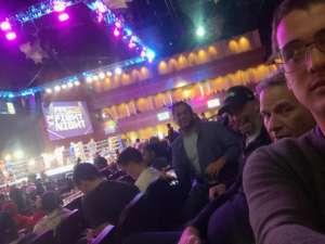 Alan attended Premiere Boxing Champions: Castano vs. Omotoso - Boxing on Nov 2nd 2019 via VetTix