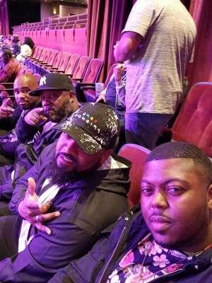 carl attended Premiere Boxing Champions: Castano vs. Omotoso - Boxing on Nov 2nd 2019 via VetTix