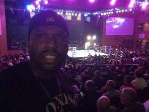 Hannabal attended Premiere Boxing Champions: Castano vs. Omotoso - Boxing on Nov 2nd 2019 via VetTix