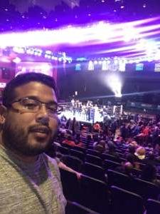 jonathan attended Premiere Boxing Champions: Castano vs. Omotoso - Boxing on Nov 2nd 2019 via VetTix