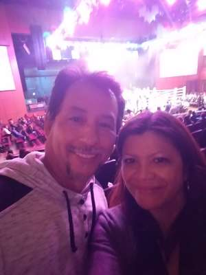 Norma attended Premiere Boxing Champions: Castano vs. Omotoso - Boxing on Nov 2nd 2019 via VetTix