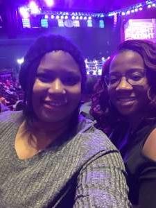 Sheri attended Premiere Boxing Champions: Castano vs. Omotoso - Boxing on Nov 2nd 2019 via VetTix