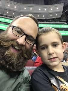 Phillip attended New Jersey Devils vs. Tampa Bay Lightning - NHL on Oct 30th 2019 via VetTix