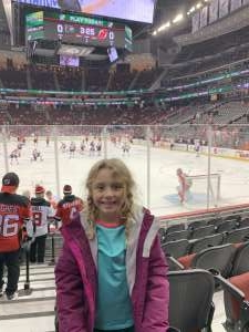 Andrew attended New Jersey Devils vs. Philadelphia Flyers - NHL on Nov 1st 2019 via VetTix