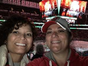 Stacy attended New Jersey Devils vs. Philadelphia Flyers - NHL on Nov 1st 2019 via VetTix