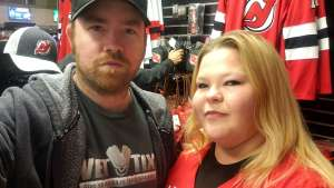 Daniel attended New Jersey Devils vs. Philadelphia Flyers - NHL on Nov 1st 2019 via VetTix