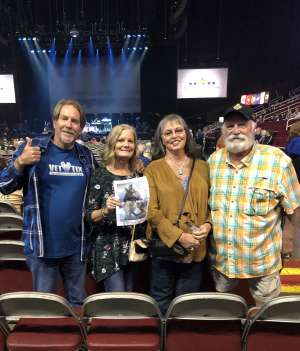 Click To Read More Feedback from Vetsaid With Joe Walsh, ZZ Top, Brad Paisley, Doobie Brothers and Sheryl Crow - the Concert for Our Veterans