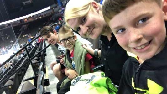 Stephanie attended Jacksonville Icemen vs. Greenville Swamp Rabbits - ECHL on Nov 27th 2019 via VetTix