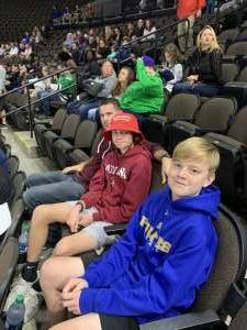 Timothy attended Jacksonville Icemen vs. Greenville Swamp Rabbits - ECHL on Nov 27th 2019 via VetTix