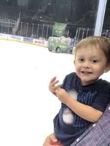 Patrick attended Jacksonville Icemen vs. Greenville Swamp Rabbits - ECHL on Nov 27th 2019 via VetTix