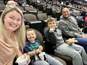 Bryan attended Jacksonville Icemen vs. Greenville Swamp Rabbits - ECHL on Nov 27th 2019 via VetTix