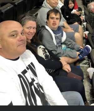 David attended Jacksonville Icemen vs. Greenville Swamp Rabbits - ECHL on Nov 27th 2019 via VetTix
