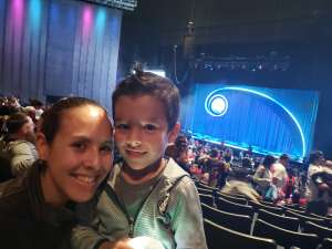 Enrique attended Nick Jr. Live! Move to the Music - Presented by Vstar Entertainment on Nov 24th 2019 via VetTix