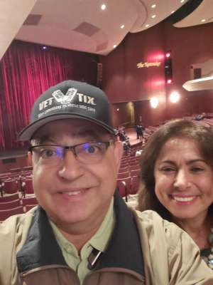 Hani attended The Nutcracker Presented by Ballet Etudes on Nov 29th 2019 via VetTix
