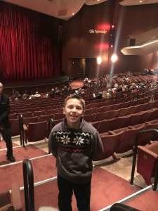 Steve attended The Nutcracker Presented by Ballet Etudes on Nov 29th 2019 via VetTix