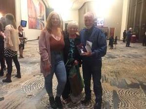 Frank attended The Nutcracker Presented by Ballet Etudes on Nov 29th 2019 via VetTix