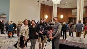 Matthew attended The Nutcracker Presented by Ballet Etudes on Nov 29th 2019 via VetTix