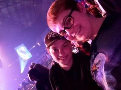 gerald attended The Chainsmokers/5 Seconds of Summer/lennon Stella: World War Joy Tour on Oct 31st 2019 via VetTix