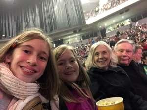 Leslie Steven attended Casting Crowns + Hillsong Worship + Elevation Worship USA Tour on Nov 7th 2019 via VetTix