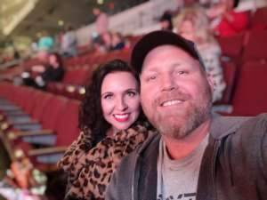 Ryan attended Casting Crowns + Hillsong Worship + Elevation Worship USA Tour on Nov 7th 2019 via VetTix