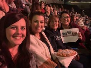 William attended Casting Crowns + Hillsong Worship + Elevation Worship USA Tour on Nov 7th 2019 via VetTix