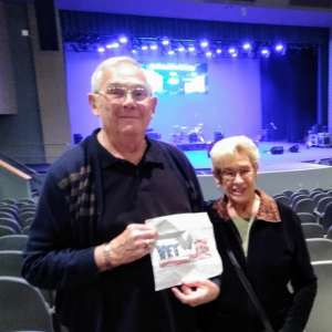 William L. attended Lee Rocker of the Stray Cats - Higley Center for Performing Arts on Nov 16th 2019 via VetTix
