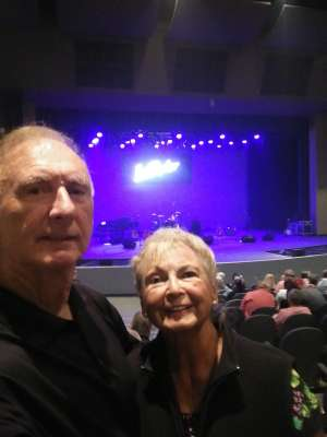 Robert attended Lee Rocker of the Stray Cats - Higley Center for Performing Arts on Nov 16th 2019 via VetTix