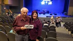 Donald attended Lee Rocker of the Stray Cats - Higley Center for Performing Arts on Nov 16th 2019 via VetTix