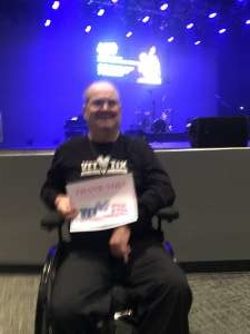 Bradley attended Lee Rocker of the Stray Cats - Higley Center for Performing Arts on Nov 16th 2019 via VetTix