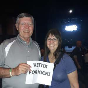 Kenneth attended Lee Rocker of the Stray Cats - Higley Center for Performing Arts on Nov 16th 2019 via VetTix