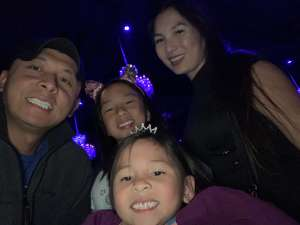 FK attended Natasha Bedingfield on Nov 3rd 2019 via VetTix