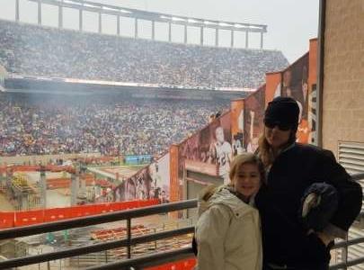 Laura attended University of Texas Longhorns vs. Texas Tech Red Raiders - NCAA Football on Nov 29th 2019 via VetTix