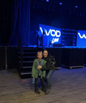 Michelle attended World of Dance Live! Tour on Nov 7th 2019 via VetTix