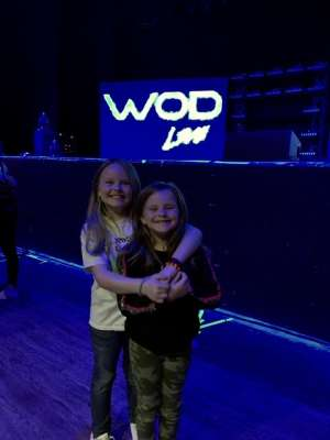 Misty attended World of Dance Live! Tour on Nov 7th 2019 via VetTix
