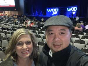Phillip attended World of Dance Live! Tour on Nov 7th 2019 via VetTix