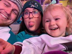 Cody attended San Jose Sharks vs. Minnesota Wild - NHL on Nov 7th 2019 via VetTix